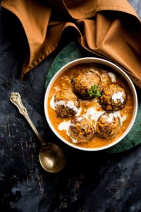 Indian Spiced Curries